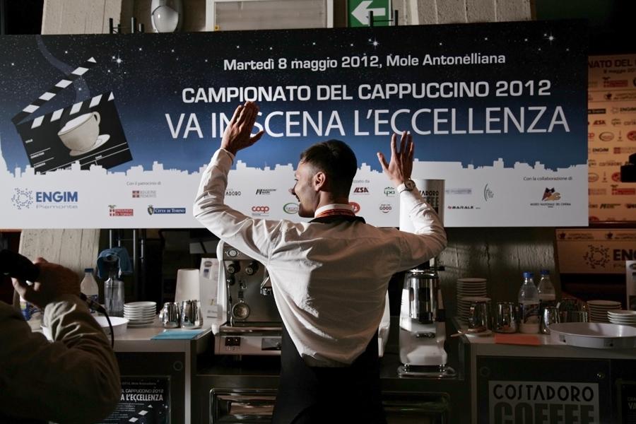 campionato cappuccino 2012