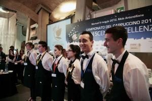 campionato cappuccino vincitori 2012